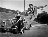 FRANK WORTH Photograph SAMMY DAVIS JR MARILYN MONROE PICTURE
